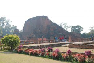 ナーランダ仏教大学1